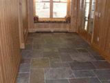 Hot Yellow Natural Slate Stone para engenharia e decoração de parede