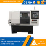 Máquina inclinada del torno del CNC de la base del CNC de Tck-40L Taiwán pequeña para la venta