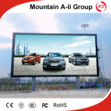 Openlucht P10 SMD LED Video Display Board voor Advertizing