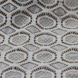 Tessuti di lavoro a maglia del jacquard del merletto del piatto di caduta per gli indumenti e gli abiti