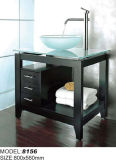 Bathroomの家具/8156のためのカシWood Sanitaryware
