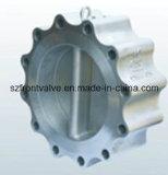 Form-Stahl gezerrter Typ Duo-Platten-Rückschlagventile