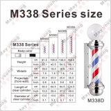 Zubehör-Salon-Geräten-Herrenfriseur-Zeichen Pole der Fabrik-M338