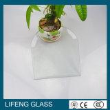 o vidro temperado do espaço livre de 3mm-5mm/moderou vidro Polished do vidro da gaveta/prateleira