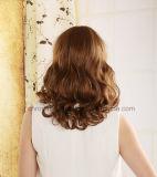 Knall-Birnen-Kegel-Haar-Perücke der neuen Perücke-2016 geneigte