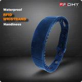 Childrenのための昇進のSilicon RFID Smart Wristband