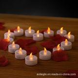 Vendedora caliente mini LED sin llama vela de Tealight de decoración de la boda