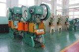 Punzonadora del CNC J23 para el acero