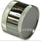 Alta calidad amoladora del humo de la aleación del cinc de la amoladora del tabaco del metal de 3 capas