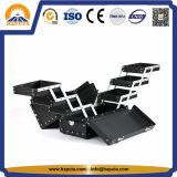 Berufsaluminiumverfassungs-Serien-Kasten mit 6 Tellersegmenten (HB-1008)