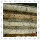 中国の花こう岩の大理石の石の平板のカウンタートップ(ブラジルの金)