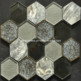De prachtige Ceramische Ritselen van het Ijs van het Ontwerp & de Mozaïeken van het Glas in 2016