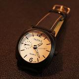 Wristwatch кварца фантастичных светящих квадратных людей