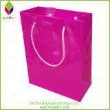 Papel de promoción de embalaje Bolsa de la compra