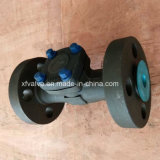 1500 lb Forged Carbon Steel A105 Flange End Swing Check Valve