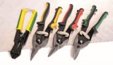 OEM de Snips Left Cut d'aviation Hand Tools pour DIY
