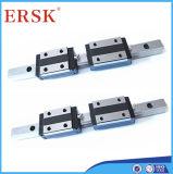 Carril linear de aluminio de la diapositiva (SBR10-SBR50 TBR16-TBR30)