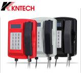 Коробка Knsp-18LCD телефонного звонка водоустойчивого телефона Koontech непредвиденный