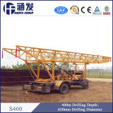 Plate-forme de forage de puits d'eau (S400)