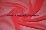 Tipos Chiffon de Corea de la tela Chiffon islámica de tela de la blusa