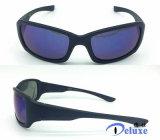 Le plastique neuf folâtre des lunettes de soleil avec le logo fait sur commande (DP1142TL)