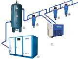compresseur rotatoire de vis de 15kw 85cfm