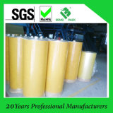 Venta de China 2015 caliente amarillento BOPP Jumbo rollo de cinta