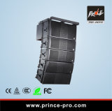 12 línea al aire libre de alto rendimiento altavoz de la manera de la pulgada 2 del arsenal