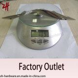 Ручка мебели ручки шкафа сплава цинка прямой связи с розничной торговлей фабрики (ZH-1088)
