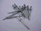 4*6.4mm Kuppeldachaluminiumvorhang-Niet mit Stahldorn-Qualität