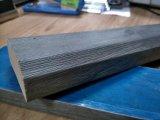 MDF escuro do cinza do perfil da porta do revestimento na espessura da altura *2cm de 5cm