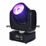 이동하는 헤드 LED 광속 60W RGBW 4in1