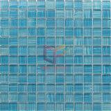 Mosaïques en cristal en verre de dessin colorées de piscine de peinture de main