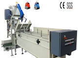 Certification de la CE, machine automatique de la poche Single/Double Helixpackaging de valve pneumatique