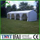 Tente extérieure 20X20 de mariage de tente d'usager avec l'éclairage