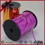 Cinta rizada colorida de Embalaje de regalo para la decoración de Navidad