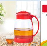 POT di vetro del tè della spremuta da 2 litri della brocca della brocca di vetro di vetro del caffè