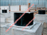 Lood Rubber Bearing voor Bridge (seismische isolatoren)