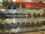 ERW Ss400 caldo - tubo d'acciaio galvanizzato TUFFO