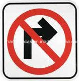 터어키 금지 교통 표지