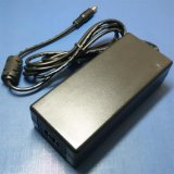 CB / UL / FCC / GS / Ce homologations 5V6a 12V5a Switching Power Adapter