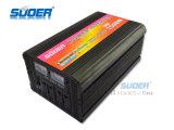 Inversor de la potencia de la buena calidad 12V 1500W de Suoer con el cargador (HAD-1500C)