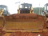 Verwendete Planierraupe KOMATSU-D85 der Planierraupe D85