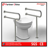 Steel di acciaio inossidabile 304 Bathroom Grab Bar per Elderly Disabled (02-103B)