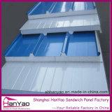 Scheda di panino d'acciaio isolata del tetto del comitato del tetto del panino di ENV
