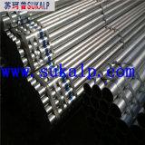 Tubo de acero de la autógena de la alta calidad