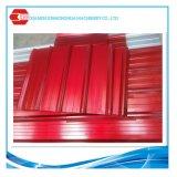 Hoja de la azotea del metal de los materiales de material para techos