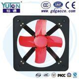 (FC) Тип отработанный вентилятор Sqare