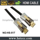 Ultra El HD HDMI de alta velocidad al cable de HDMI