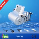 Сало RF ультразвукового вакуума RF профессионала двухполярное растворяя Slimming машина